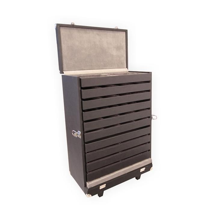 Presentation trays - Trolley 2