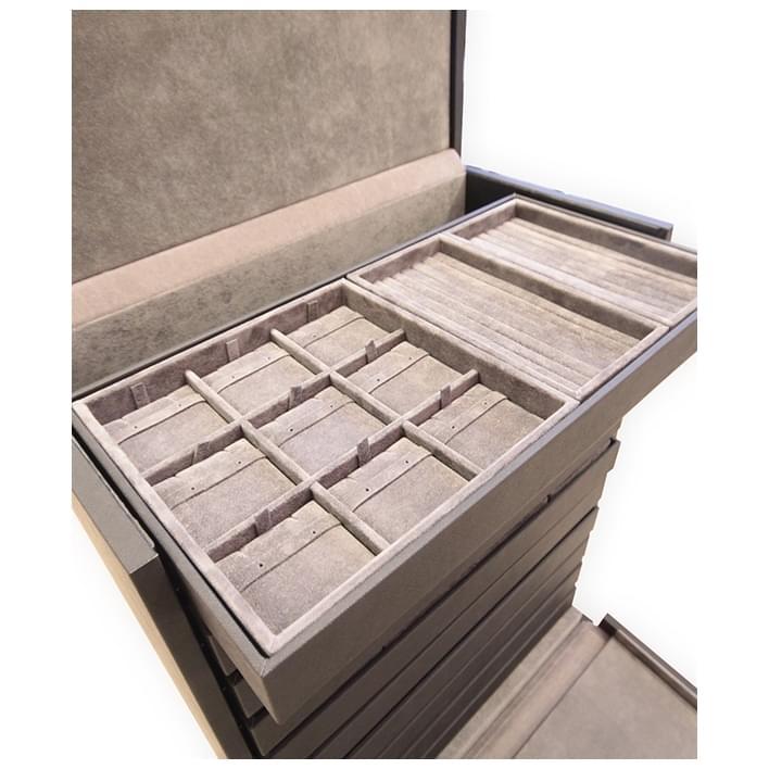 Presentation trays - Trolley 3