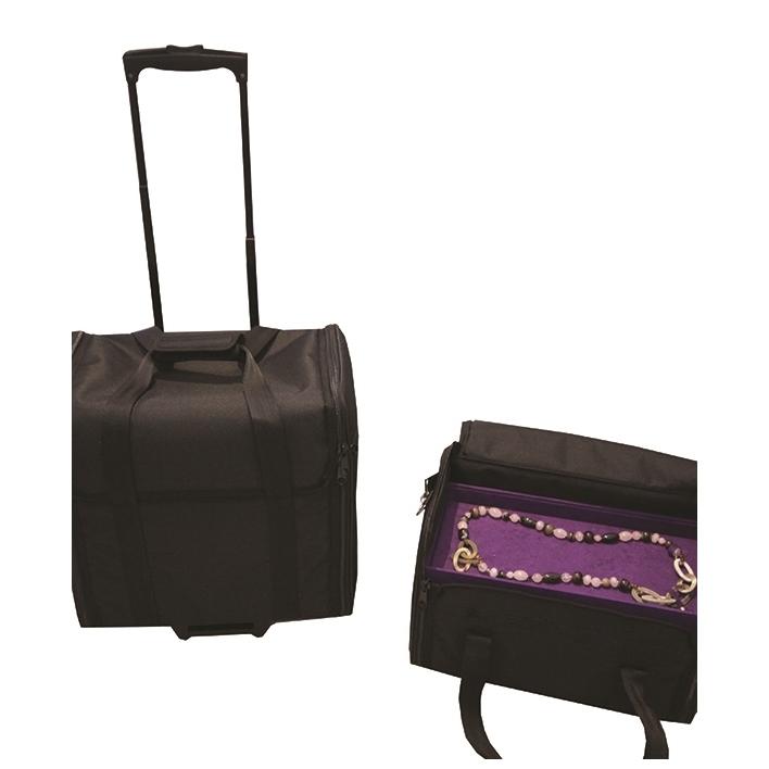 Jewelry display trays  - Trolley 7