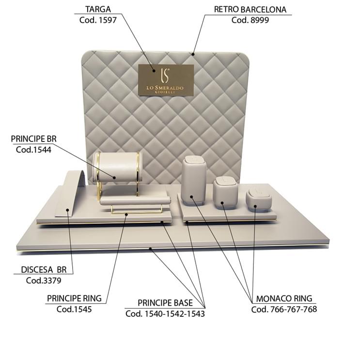 Create your jewelry display set - vetrina-BRCELONA 33