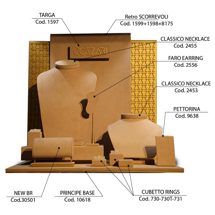 Create your jewelry display set - vetrina-scorr 3